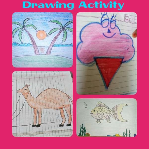 Drawing Activity