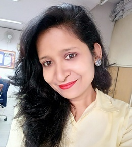 MA (English), MBA in HR & Marketing
